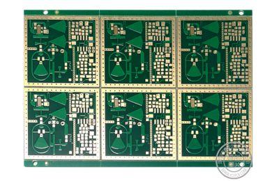 高頻微波射頻PCB板加工智造